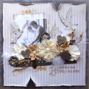 Once Upon A Time layout by Cathi