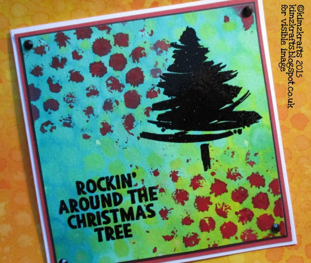 2015-08-28 Visible Image stamps - Rockin Around - Christmas Tree - Kim Bacon 2