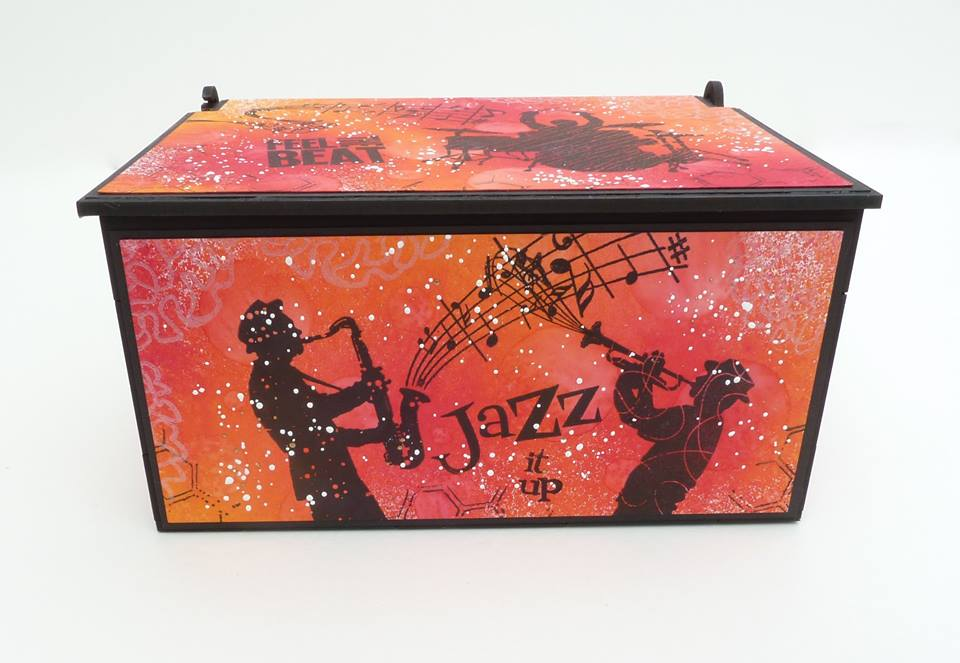 Visible Image Stamps - Candy Box Crafts - Music stamps - Roy Pakeman 2
