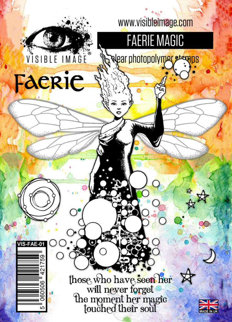 fairy stamp | Faerie Magic | Visible Image