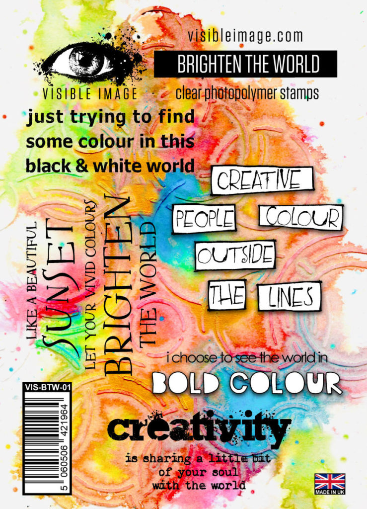 colour | quotes | sentiment stamps | card making